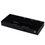 StarTech.com 2 Port HDMI Switch w/ Automatic and Priority Switching - 1080p