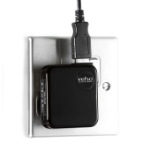 Veho VAA-003 Indoor Black mobile device charger