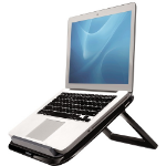 "Fellowes 8212001 notebook stand Black, Gray 43.2 cm (17"")"