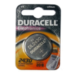 Duracell DL2430 non-rechargeable battery Lithium 3 V
