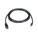 Black Box USB06-0006 USB cable 1.8 m USB 2.0 USB A Mini-USB B