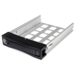 StarTech.com Extra 2.5in or 3.5in Hot Swap Hard Drive Tray for SATSASBAY3BK