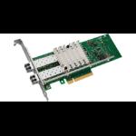 Intel E10G42BFSRBLK networking card Internal Fiber 10000 Mbit/s
