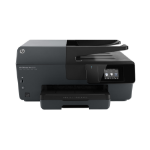 HP OfficeJet Pro Pro 6830 4800 x 1200DPI Inkjet A4 18ppm Wi-Fi Black,Grey multifunctional