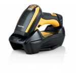 Datalogic PowerScan PBT9300 Handheld bar code reader 1D Laser Black, Yellow