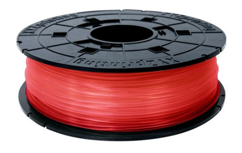 XYZprinting RFPLAXEU03K 3D printing material Polylactic acid (PLA) Red 600 g