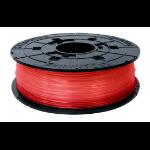 XYZprinting RFPLAXEU03K Polylactic acid (PLA) Red 600g