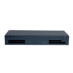 Avaya IPO 500 Phone, 16 ports gateways/controller
