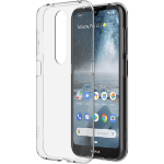 "Nokia 8P00000060 mobile phone case 14.5 cm (5.71"") Cover Transparent"