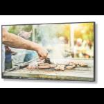 "NEC C551 Digital signage flat panel 139.7 cm (55"") LED Full HD Black"