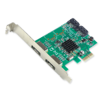SYBA SI-PEX40065 interface cards/adapter SATA Internal