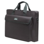 "Manhattan London 39.6 cm (15.6"") Briefcase Black"