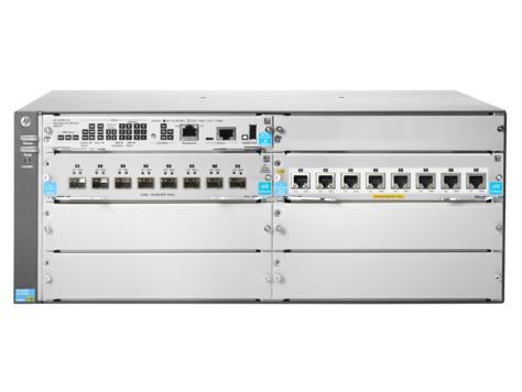 Hewlett Packard Enterprise 5406R Gigabit Ethernet (10/100/1000) Silver