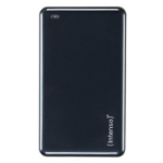 "Intenso 1.8"" Portable 256GB 3.0 (3.1 Gen 1) Black"