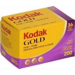 Kodak Gold 200 135/36 36shots color film