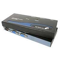 StarTech.com 2 Port High-Resolution 350 MHz VGA Video Splitter