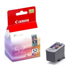 Canon 0619B001 (CL-52) Printhead photo, 710 pages, 21ml