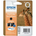 Epson C13T07114H10 (T0711H) Ink cartridge black, 370 pages, 11ml, Pack qty 2
