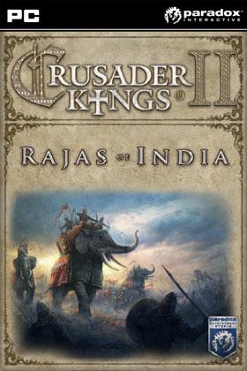 Nexway Crusader Kings II: Rajas of India Video game downloadable content (DLC) PC/Mac/Linux Español