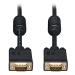 Tripp Lite P502-030 9.14m VGA (D-Sub) VGA (D-Sub) Black VGA cable