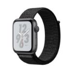 Apple Watch Nike+ Series 4 reloj inteligente Gris OLED GPS (satélite)
