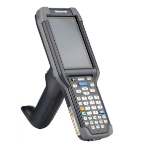 "Honeywell CK65 handheld mobile computer 10.2 cm (4"") 480 x 800 pixels Touchscreen 544 g Black"