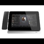 Gigaset Maxwell 10S IP phone Black,Silver Wireless handset 12 lines Wi-Fi