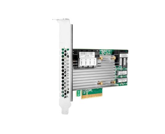 HPE Smart Array P824i-p MR Gen10 (24 Internal Lanes/4GB Cache/CacheCade) 12G SAS Pci-e Controller