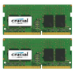 Crucial 16GB (2x8GB) DDR4 2400 SODIMM 1.2V módulo de memoria 2400 MHz