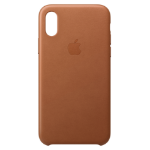 "Apple MRWP2ZM/A mobile phone case 14.7 cm (5.8"") Cover Brown"