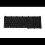 Toshiba K000110260 Keyboard notebook spare part