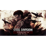 Paradox Interactive Steel Division: Normandy 44 - Back to Hell Video game downloadable content (DLC) PC English