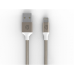Griffin GC43437 lightning cable 3.05 m Gold