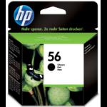 HP 56 Origineel Zwart 1 stuk(s)