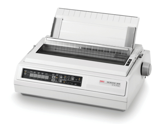OKI ML3410 550cps 240 x 216DPI dot matrix printer