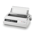 OKI ML3410 dot matrix printer 240 x 216 DPI 550 cps