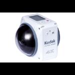 Kodak PIXPRO VR 360 Degree 4K Digital Camera White