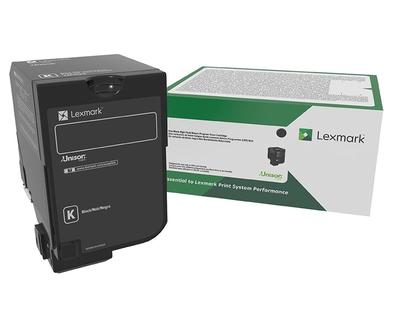 Lexmark 75B20K0 Toner black, 13K pages