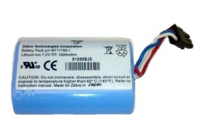 Zebra AK18353-1 rechargeable battery