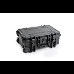 B&W 6600 Trolley case Audio interface Polypropylene (PP), Rubber Black