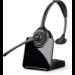 Plantronics CS510-XD Monaural Head-band Black headset