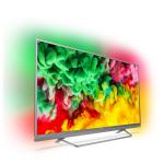 "Philips 6800 series 49PUS6803/12 Refurb Grade B LED TV 124.5 cm (49"") 4K Ultra HD Smart TV Wi-Fi Silver"