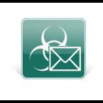 Kaspersky Lab Security for Mail Server, 15-19U, 1Y, GOV, RNW Government (GOV) license 15 - 19user(s) 1year(s)