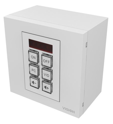 Vision TC3-CTL projector accessory Remote control