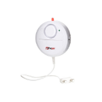Proper Water Leakage Flood Alarm Sensor & alert system Wired water detector