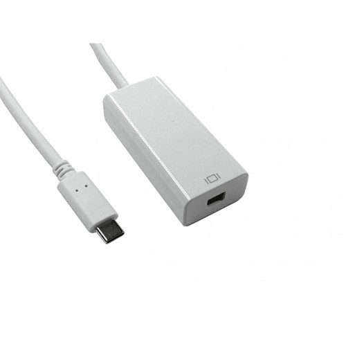 Cables Direct USB3C-MDPCAB cable interface/gender adapter USB-C Mini DisplayPort White