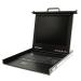 """StarTech.com RACKCONV1701 17"""" 1280 x 1024pixels Black rack console"""