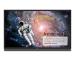 "Benq RM8602K 2,18 m (86"") LED 4K Ultra HD Pantalla táctil Panel plano interactivo Negro"