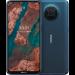"Nokia X20 16.9 cm (6.67"") Dual SIM Android 11 5G USB Type-C 6 GB 128 GB 4470 mAh Blue"