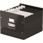 Leitz 60460095 Polypropylene (PP) Black file storage box/organizer